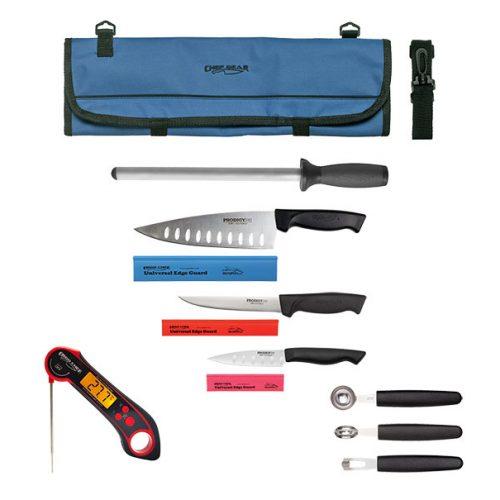 12pc Prodigy Culinary Knife kit