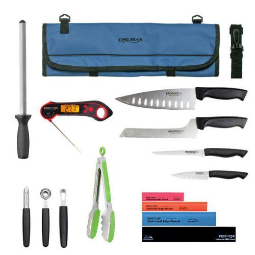 15pc Culinary Knife Kit