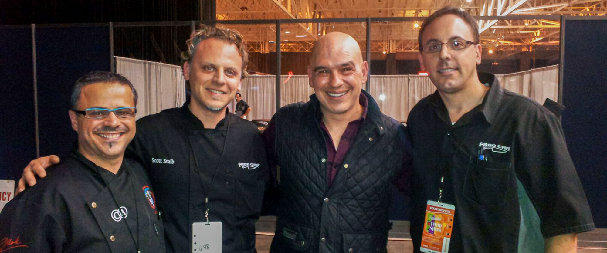 Ergo Chef and Michael Symon in Cleveland