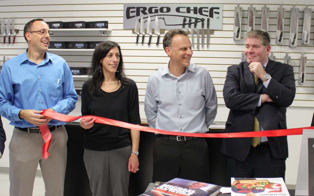 """Ergo Chef Knives – """"A little story on our road of knife making"""""""