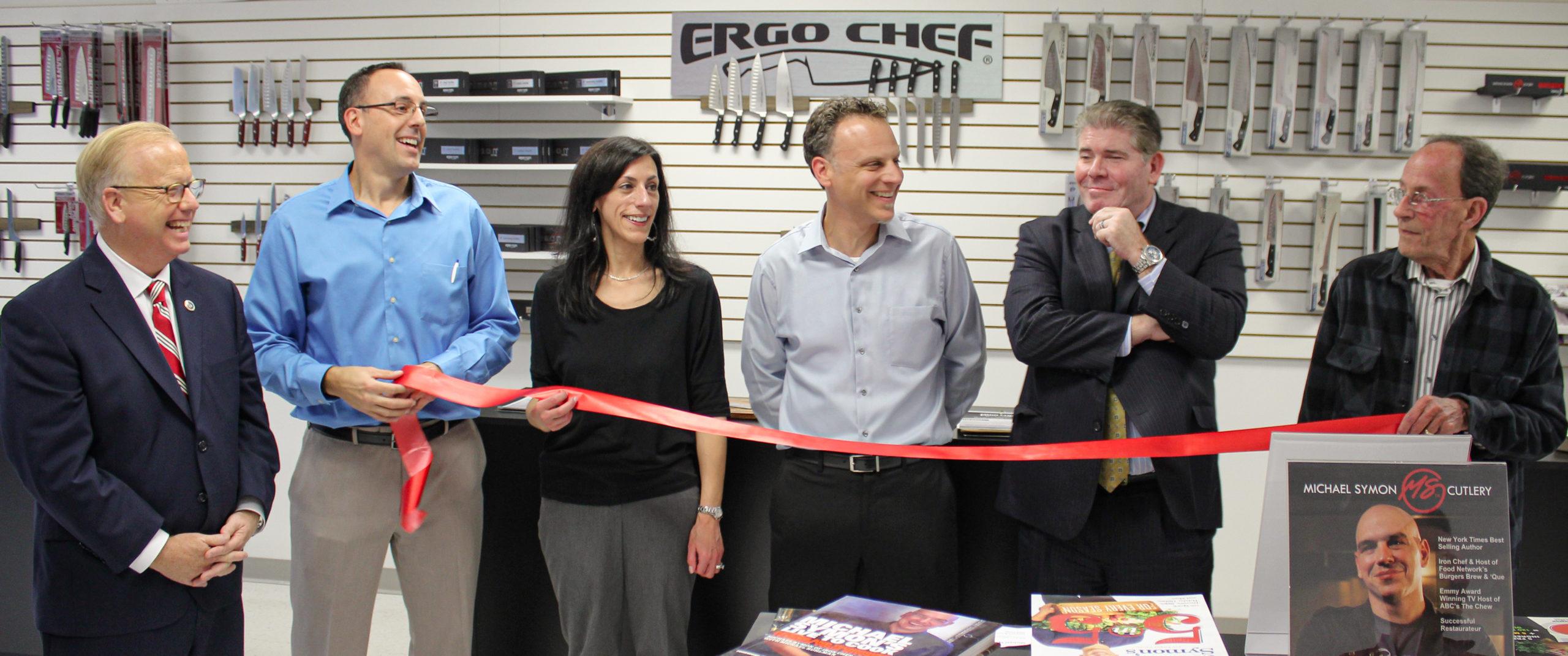 Ergo Chef Store Grand Opening