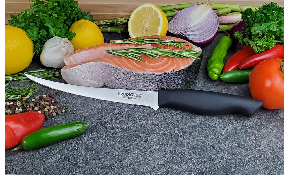 "7.5"" Prodigy Flexible Fillet knife"