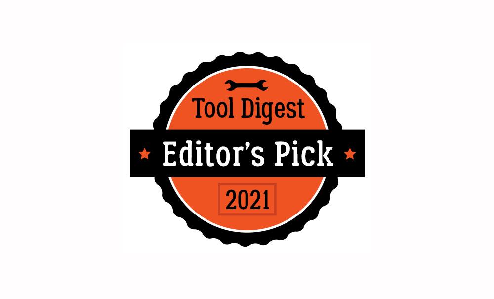 Tool Digest Editor's Pick Badge