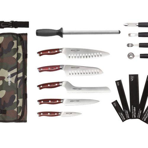 16pc Crimson Knife Kit