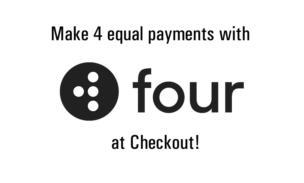 Make 4 equal Payments